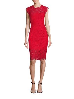 Suzette Lace Dress