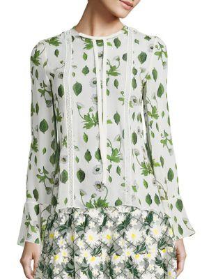 Bluză de damă GIAMBATTISTA VALLI Floral