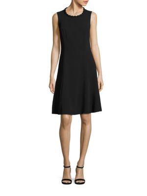 Paulina Lace-Back Dress