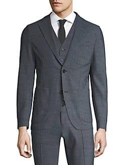 Men's Suits, Sportcoats & Vests | Saks.com