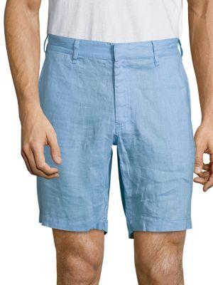 Abe Linen Shorts