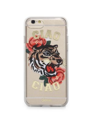 Ciao Ciao Tiger Printed iPhone 7 Case