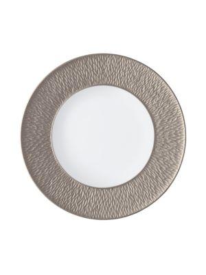 Iris American Dinner Plate