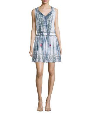 Nina Tie-Dye Dress