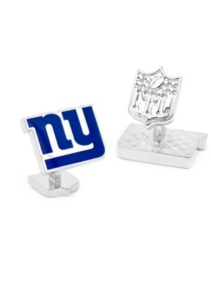 NFL Palladium Edition New York Giants Cuff Links