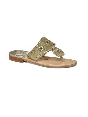 Toddler Girl's & Little Girl's Miss Sparkle Sandals