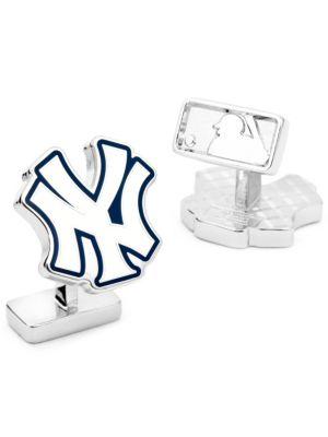 MLB New York Yankees Cuff Links