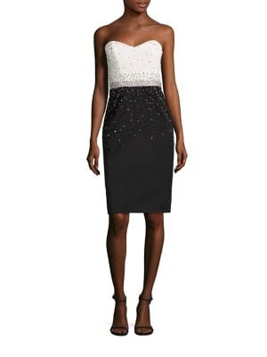 Nina Bead Embellished Dress