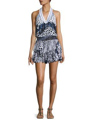 Beline Ruffled Dress