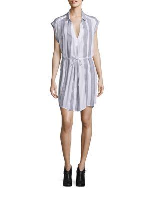 Adriene Striped Dress