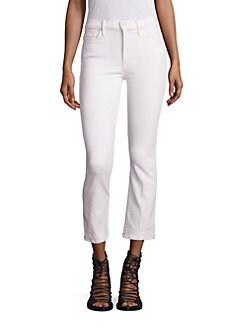 Jeans For Women: Boyfriend, Skinny & More | Saks.com