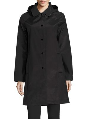 Follies Balmacaan Coat