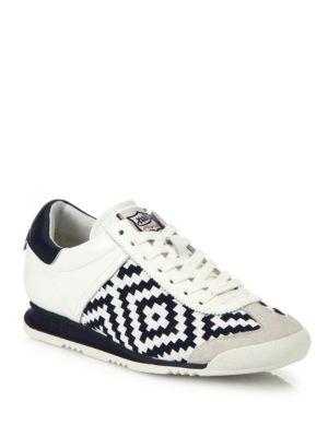 Scorpio Woven Sneakers
