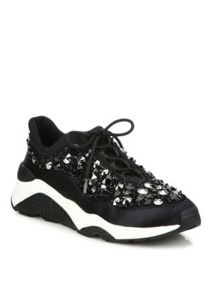 Muse Beaded Sneakers