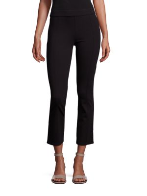 Stacey Cropped Flared Pants