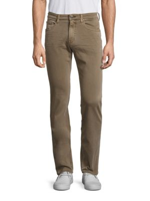 Federal Straight-Leg Jeans