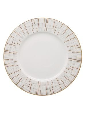 Luminous Bone China Dinner Plate
