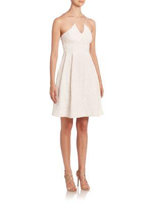 Allen Geometric Dress
