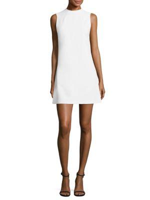 Coley Mockneck Shift Dress