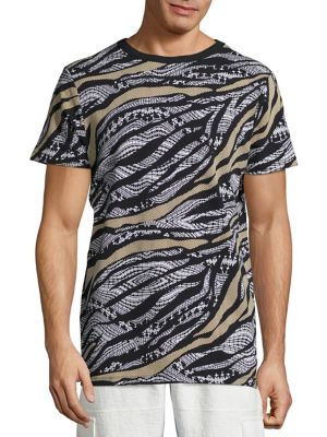 Dancers of the Sand Akilra Allover Print Tee