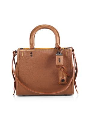 Rogue Leather Satchel
