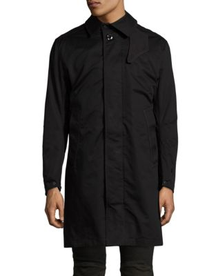 James Trench Coat