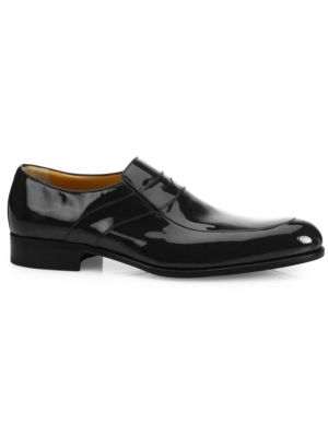 Slip-On Patent Leather Shoes
