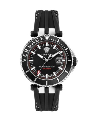 V-Race Silicon Strap Diver Watch