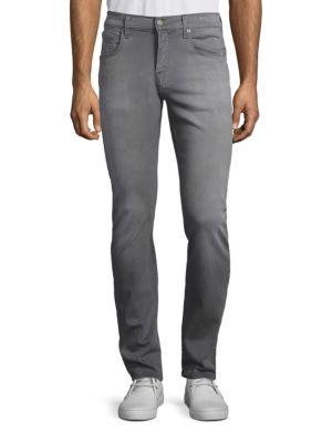 Paxtyn Skinny Clean Pocket Jeans 0400093192859