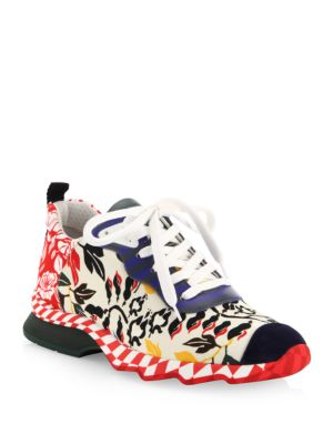 Hypno Ffast Printed Sneakers