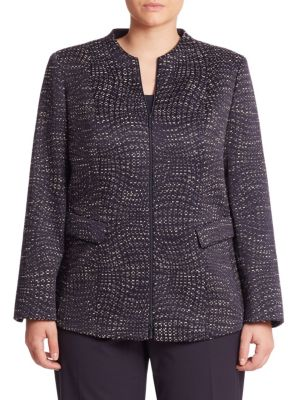 Jaylan Tweed Jacket