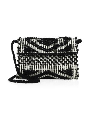 ANTONELLO TEDDE Suni Rombi Crossbody Bag