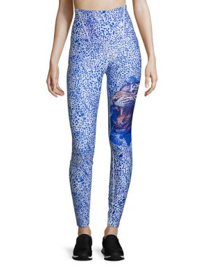 Le Tigre High-Waist Leggings by We Are Handsome