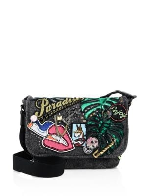 marc jacobs female paradise small messenger bag