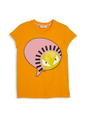 Toddler's, Little Girl's & Girl's Sun Graphic Tee