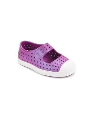 Toddler's & Kid's Perforated Slip-On Sneakers
