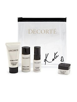 Receive a free 5- piece bonus gift with your $150 Decorté purchase