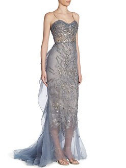 Formal Dresses- Evening Gowns &amp- More - Saks.com