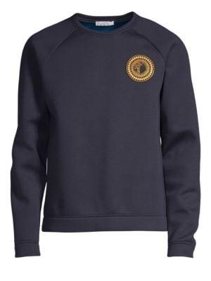 Felpa Raglan Sleeve Sweatshirt