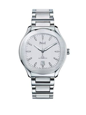 Polo S Stainless Steel Unisex Bracelet Watch
