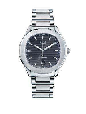 Polo S Stainless Steel Unisex Bracelet Watch