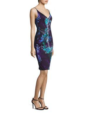 Jevette Supersonic Sheath Dress
