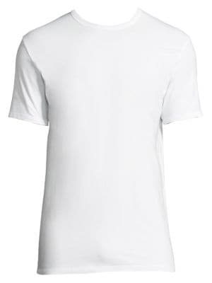 Two-Pack Stretch Cotton Tee