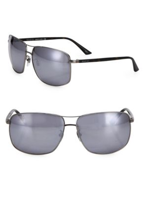 66MM Caravan Sunglasses