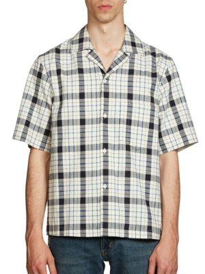 Elm Big Checkered Shirt