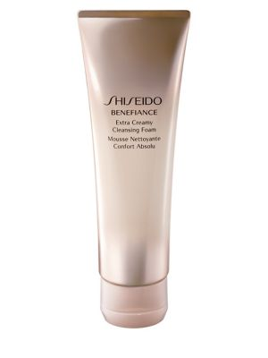 Benefiance Extra Creamy Cleansing Foam/4.4 oz