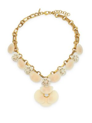 Island Shell Necklace