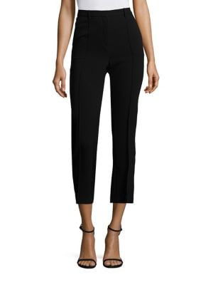 Hartsdale Admiral Crepe Cropped Pants