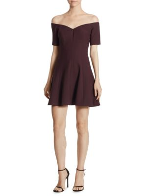 Kenna Fit & Flare Dress