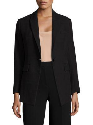 Etiennette Buttoned Jacket